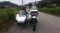 湘江750白色边三轮摩托车定制款