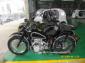 长江750黑色亮光白边750边三轮摩托车